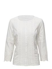 Zina blouse - CHALK