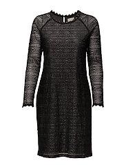 Allelu Dress - PITCH BLACK