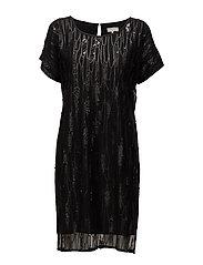 CLOE Dress - PITCH BLACK