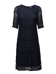Melissa Dress - ROYAL NAVY BLUE