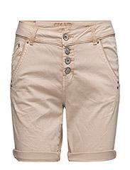Ena twill shorts - PINK SHADOW