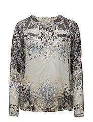 Bibia blouse - IRON GRAY
