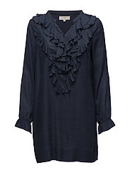 Sammie Tunic - ROYAL NAVY BLUE