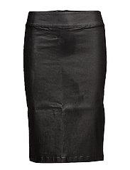 Belus Skirt - PITCH BLACK