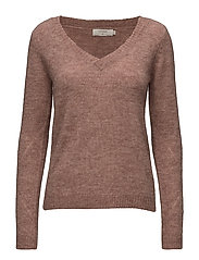 Kaitlyn Pullover - OLD ROSE