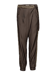 Kafi Pants - MAJOR BROWN