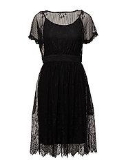 Vibe dress - PITCH BLACK