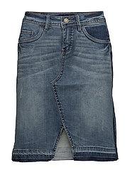 Corin jeans skirt - VINTAGE BLUE