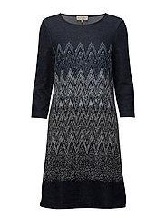 Mynthe dress - ROYAL NAVY BLUE