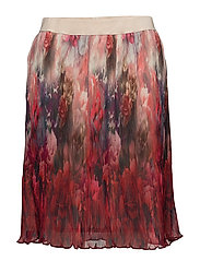 Claudia Skirt - AMERICAN BEAUTY RED