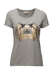 Buggy T-shirt - LIGHT GREY MELANGE