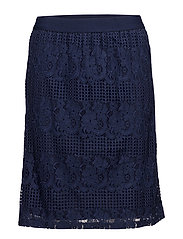 Zira Skirt - MIDNIGHT BLUE