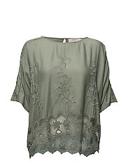 Abby Blouse - LILY GREEN