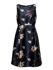 Megane dress - DARK NAVY