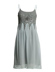 Tiffany Dress - Blue Spring Sky