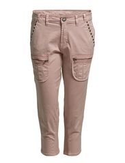 Carma cropped pants - Pale Orchid