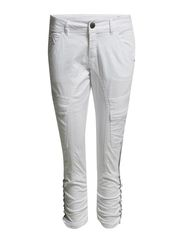 Lily 7/8 Pants - Optical White
