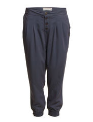 Norma Pants - Grey blue