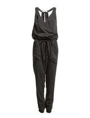 Norma Jumpsuit - Pitch Black