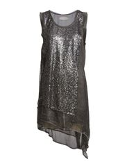 Mattie Tunic - Thunder Grey