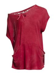 Freja Pullover - Dark Red