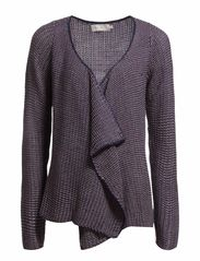 Annabel Cardigan - Evening Blue