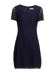 Kashia Dress - Evening Blue