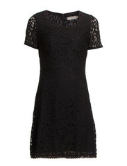 Kashia Dress - Pitch Black
