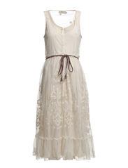Candies Dress - Warm off white