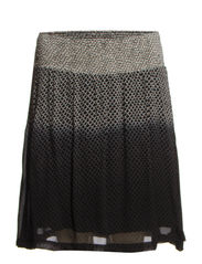 Fillippa Skirt - Pitch Black