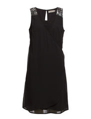 Fatma Dress - PITCH BLACK