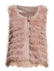 Hannah waistcoat - Champagne