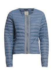 Dion Jacket - Dull blue