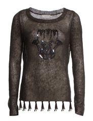 Linda pullover - Antracite