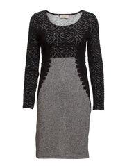 Hally Dress - Antracite