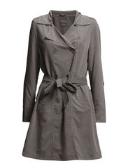 Temp Trench Coat- MIN 6 pcs. - Vintage Dust