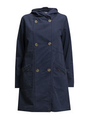 Zen Coat- MIN 6 pcs. - Vintage Blue