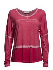 Sanne Blouse- MIN 2 ass - Desert rose