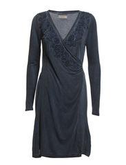Karen Dress - Vintage Blue