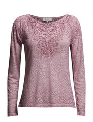 Cille Blouse - Old Rose