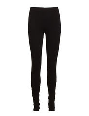 Denise Long Leggings - Black