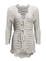Rosee Cardigan - Cream Off White