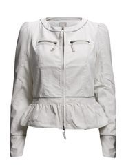 Tara Jacket - Cream Off White