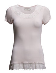 Florence T-shirt- MIN 2 ass - Pastel Rose