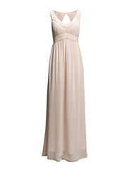 Pontilla Dress - Summer Rose