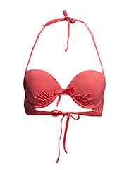 Beach Bikini Bra - Sugar Coral