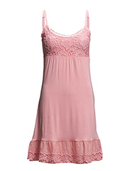 Mitzy Summer Dress- MIN 2 ass - Sunkiss Pink