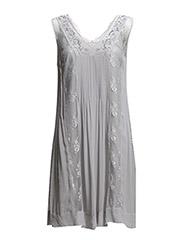 Affy Dress - Shadow Grey