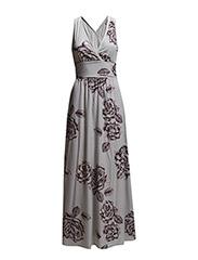 Roselie Dress - Vapour Grey