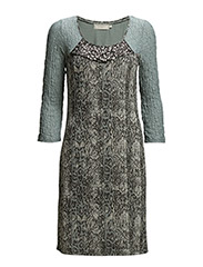 Elone Dress - Vintage Green